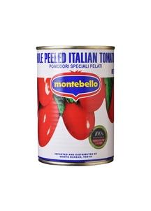 【モンテベッロ】ホールトマト 400g ×24個入