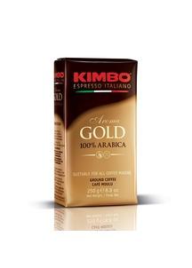 【キンボ 】エスプレッソ粉 ゴールド 250g×5袋