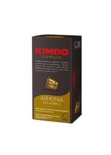 【キンボ 】カプセルコーヒー アルモニア 5.7g×10包×10袋