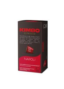 【キンボ 】 カプセルコーヒー ナポリ 5.7g×10包×10袋