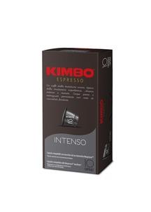 【キンボ 】 カプセルコーヒー インテンソ 5.7g×10包×10袋