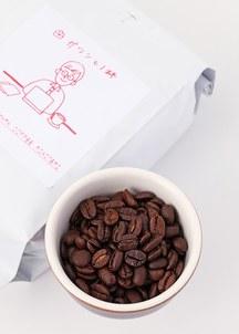 ガツンと1杯  もうひとふんばり コーヒー粉500g