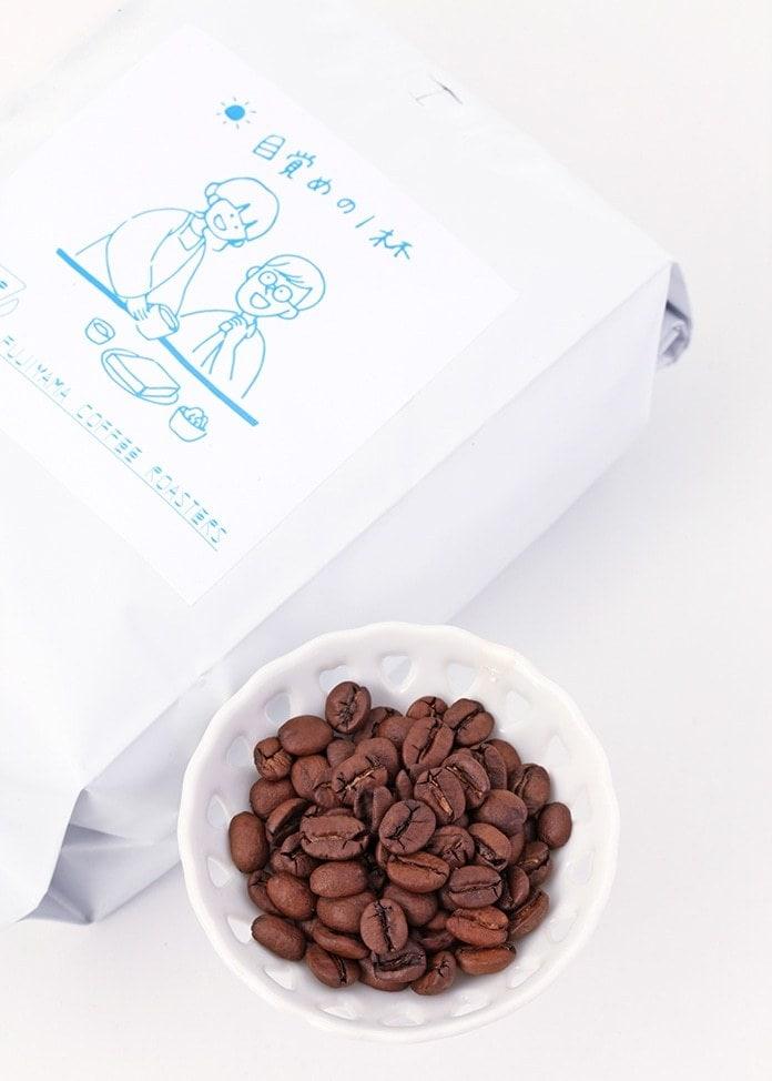 フジヤマコーヒーロースターズ 目覚めの1杯 1日のはじまり コーヒー粉500g