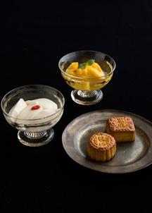 ミニ月餅・マンゴープリン・杏仁豆腐詰合せ