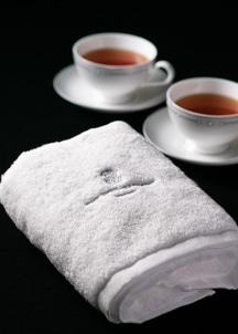 フェイスタオル&紅茶セット