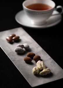 紅茶&チョコレート菓子詰め合わせ