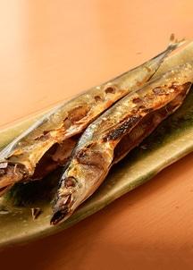 さんまの吟醸干し 12尾(2尾×6袋)