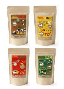 【The Best Rice シリーズ】(おむすび・たまごかけご飯・カレー・お寿司専用米)