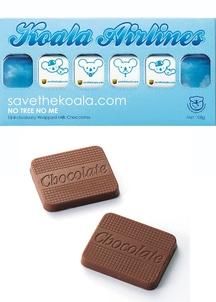 【訳あり】コアラ基金チョコ3箱セット
