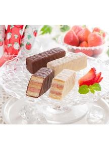 【あまおう】苺のミルフィーユ