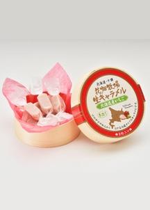 【お徳用】生キャラメル(北海道産いちご)500g×2袋