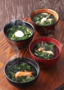 【蟻月】お吸い物(帆立・真鯛・松茸・楚蟹)8食セット
