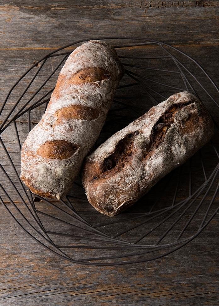 シニフィアン シニフィエ パン2種セット