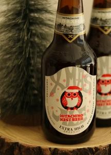 【クリスマス限定ラベル】常陸野ネストビール12本セット
