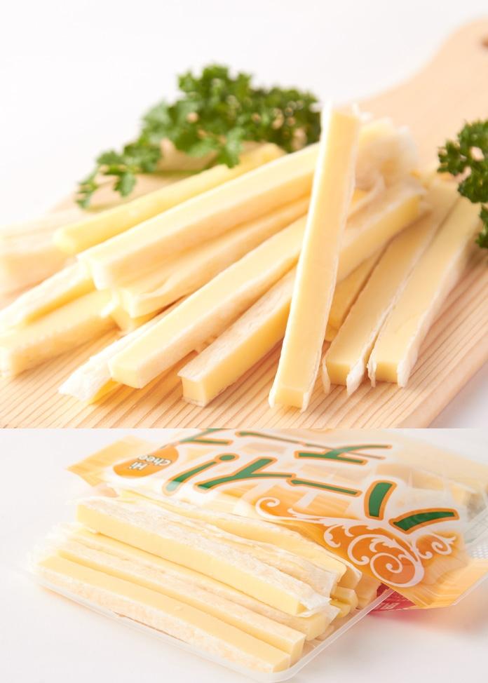 マルシェセレクト 【訳あり】お魚チーズサンドハーイ!チーズ300g
