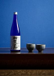 加賀鳶 純米大吟醸 藍 720ml