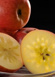 【11/27~発送】青森県産 究極の蜜入りりんご「こみつ」 6~12玉  約2kg