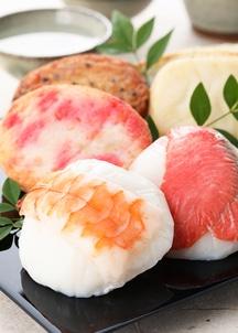 笹かまぼこと海鮮蒲鉾詰合せ