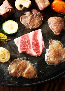 イベリコ豚食べ比べ焼肉セット1kg