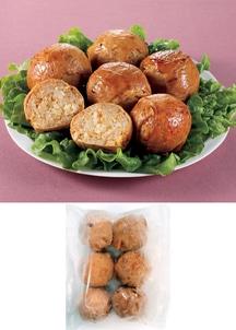 宮崎まんまる肉巻きむすび6個×2袋入り