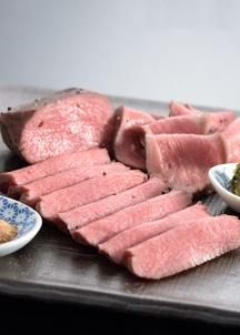 【下鴨茶寮】[のまえ]ロースト牛タン