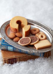 【ホワイトデー限定】バームクーヘン・クッキー詰め合わせ