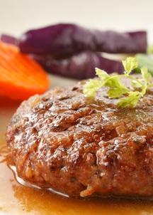 漢方和牛焼き上げハンバーグ(6食入り)