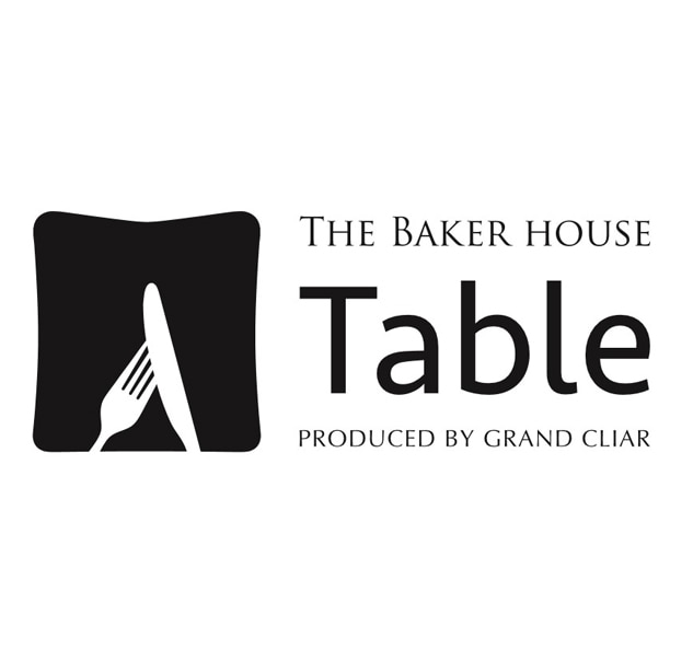 The Baker House Table