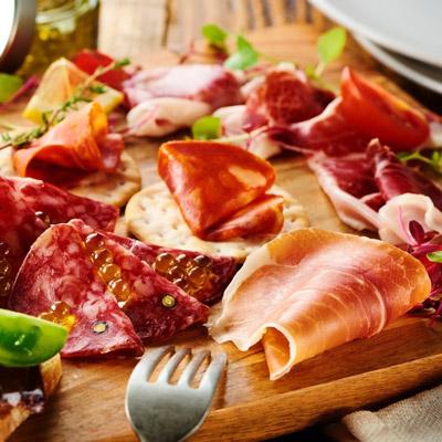 イベリコ豚生ハム5種食べ比べセット