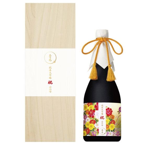 純米大吟醸 祝100% 京の琴 720ml