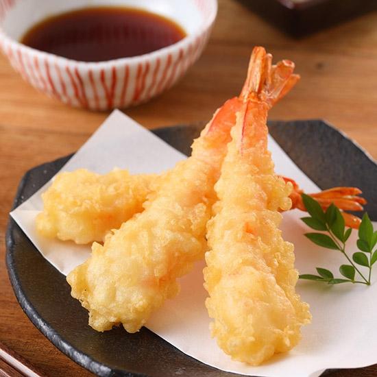 海老天ぷら(12本入り・タレ付き)