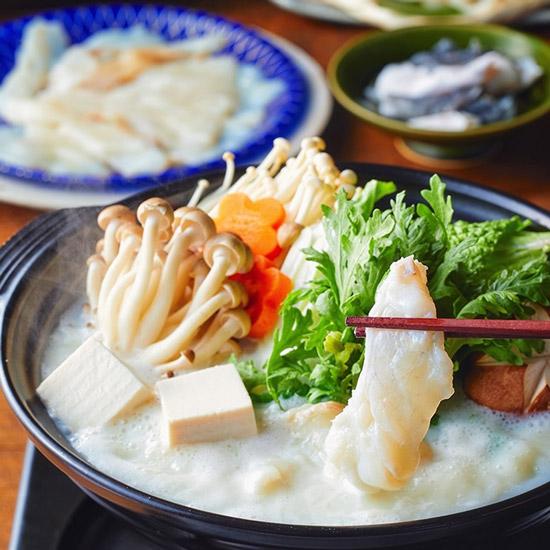 ふくちり美人鍋(2人前)
