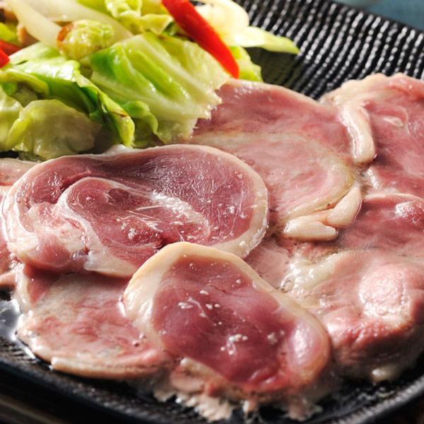 【新感覚・オイルフォンデュ風】本鴨焼き肉セット