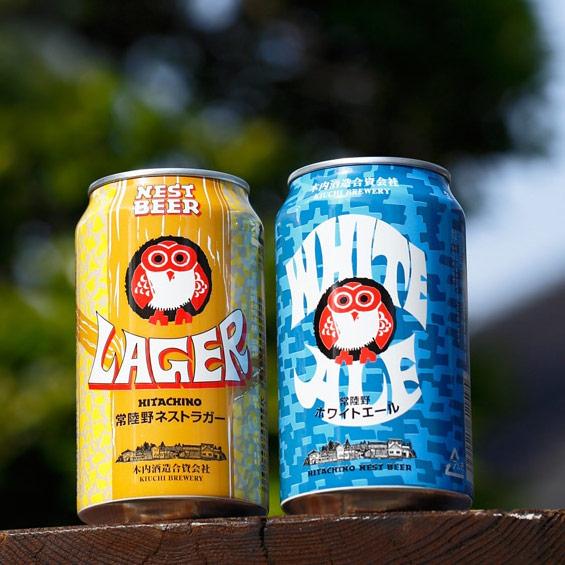 【常陸野ネストビール】 缶ギフトセット 8本入り