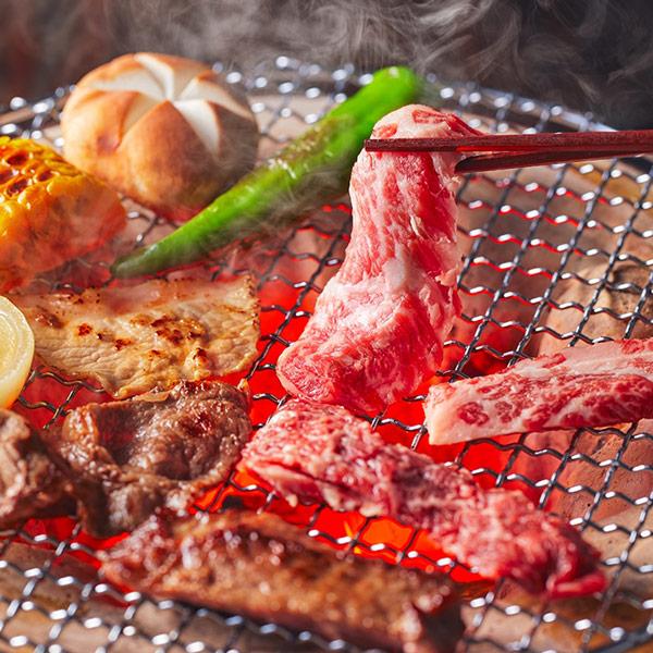 【おうちで格之進】焼肉セット(1kg)